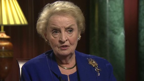 intv amanpour Madeleine Albright russia pin_00001013