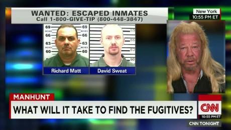 manhunt escaped convicts new york matt sweat dog bounty hunter cnn tonight_00023930