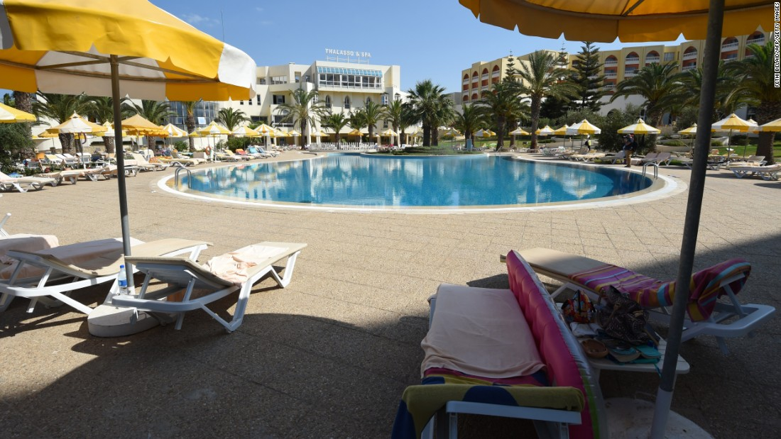 On its website, Hotel Riu Imperial Marhaba is described as an all-inclusive hotel with views of Port El Kantaoui.