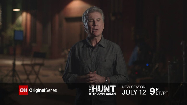The Hunt with John Walsh:  Behind the scenes