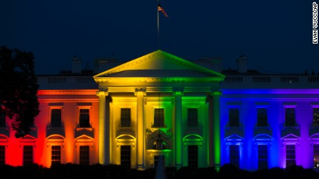 U.S. reacts to same-sex marriage ruling