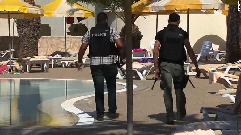 ISIS: Student carried out Tunisia attack