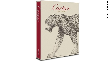 Cartier Panthère, published by Assouline.
