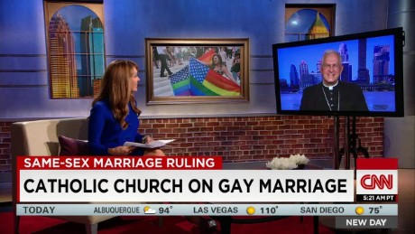 Catholic church and gay marriage