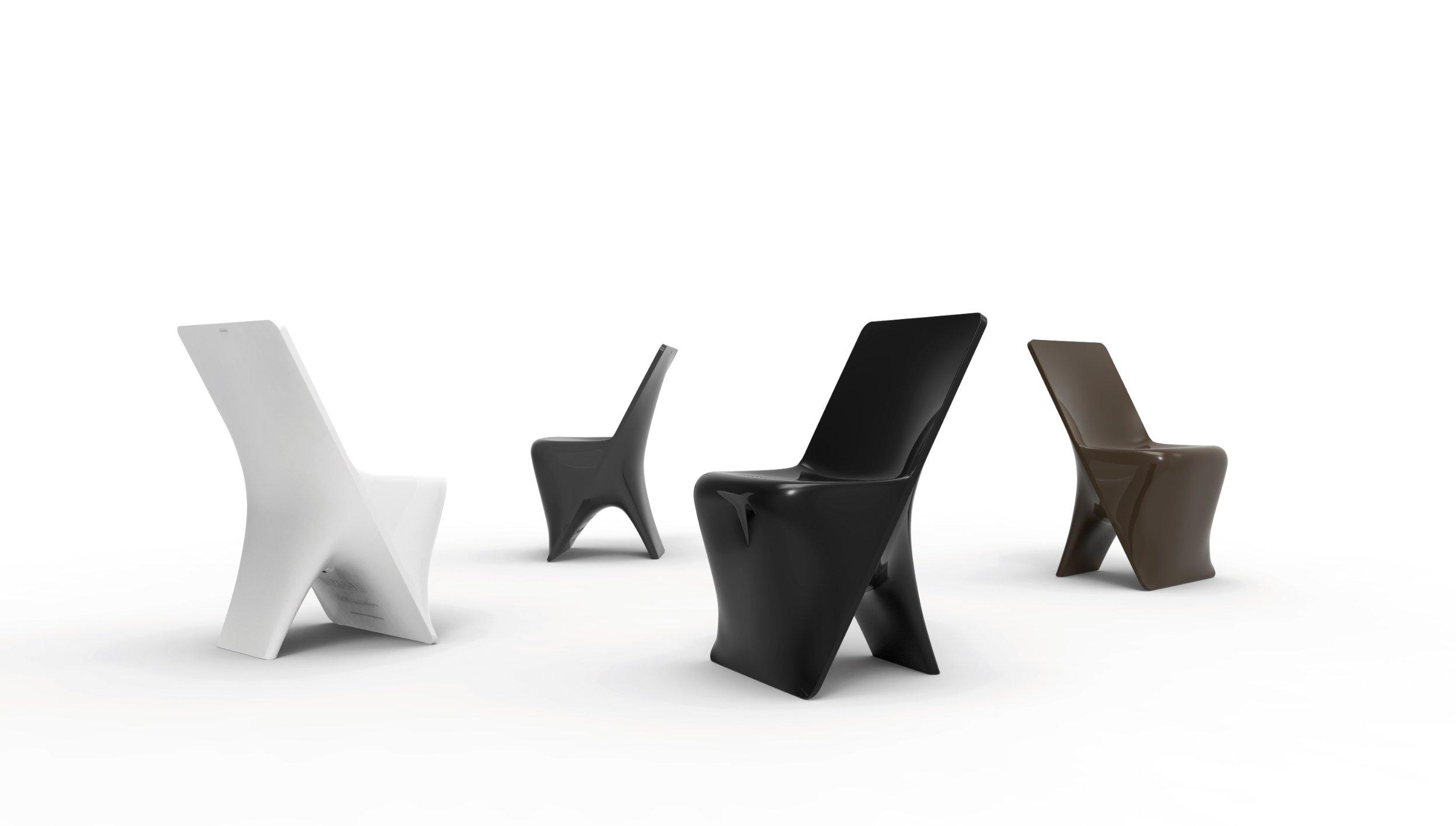 Karim Rashid Furniture Karim Rashids Post Analog World Cnn Style