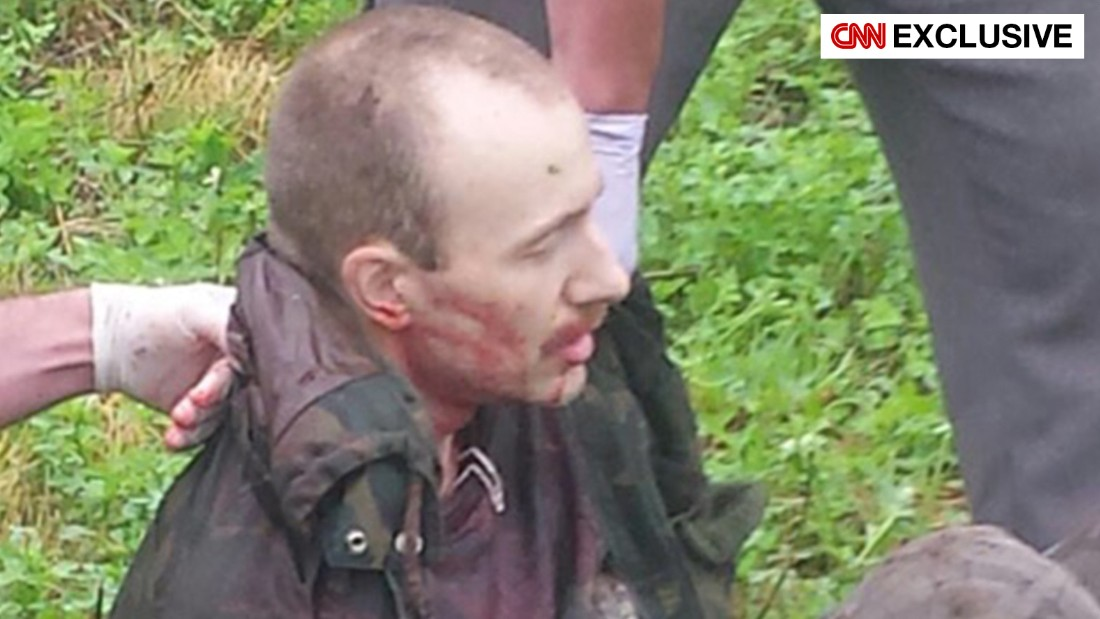 Sweat was captured on June 28, multiple law enforcement sources briefed on the investigation told CNN. He was shot twice in a field by a New York state trooper and taken into custody in upstate New York, close to the Canadian border.