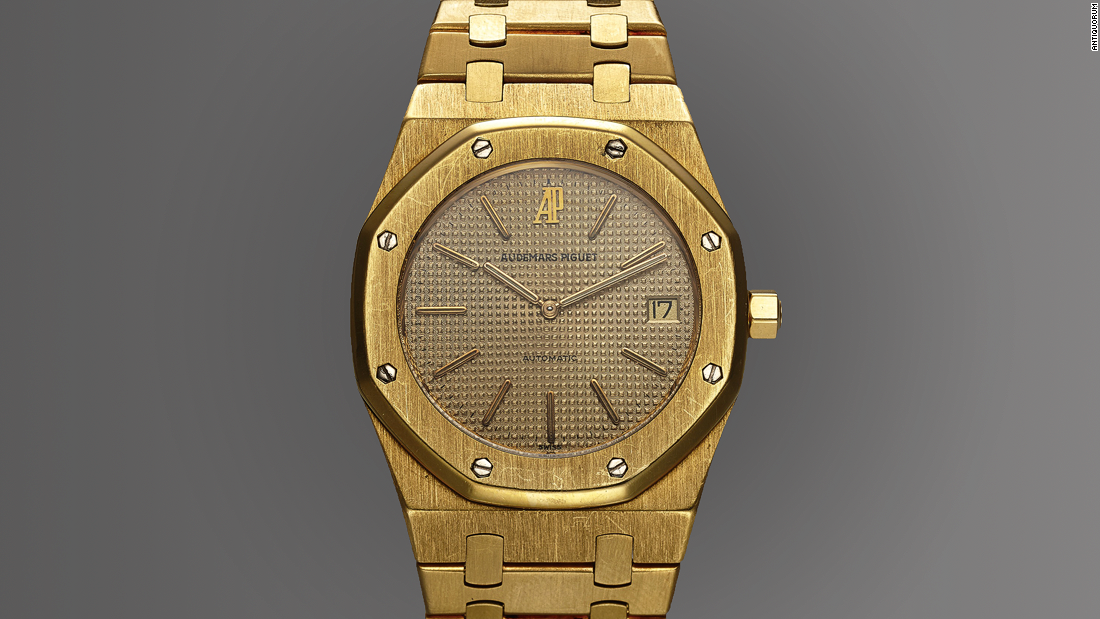"<a href=""http://www.audemarspiguet.com/en/watch-collection/royal-oak"" target=""_blank"">The Royal Oak</a> was everything a luxury watch was not supposed to be when it was released in 1972.  This was a frightening year for watchmaking -- in 1969, the first quartz watch ever released to the general public was sold (by <a href=""http://www.seiko.co.uk/"" target=""_blank"">Seiko</a>, in Japan) and quartz watches were already threatening a centuries-old way of life in Switzerland.  <br /><br />It wasn't the time for radical innovation, but that's exactly what the Royal Oak was.  It was the world's very first luxury watch in stainless steel, with an integrated bracelet that flowed seamlessly from the signature eight-sided case, and in which steel was treated with decorative flourishes generally reserved for gold or platinum.  <br /><br />Controversially, it was priced as a luxury watch as well -- but the success of the design rebuked all nay-sayers and to this day, the Royal Oak is both remembered as a ground-breaking innovation, and coveted as a present-day design treasure."