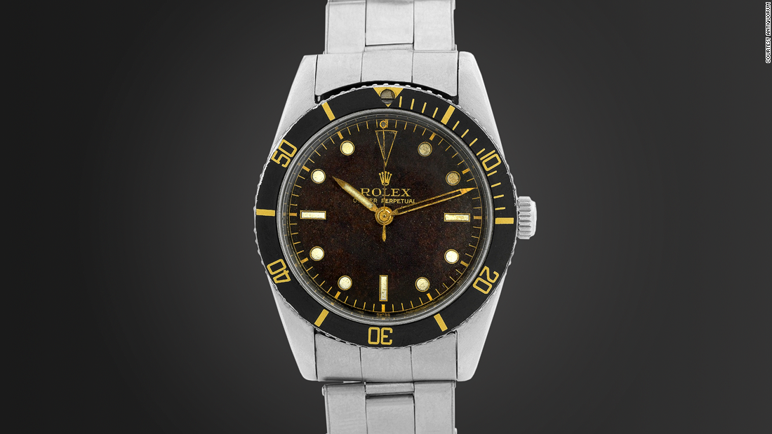 "<a href=""http://www.rolex.com/?s_kwcid=AL!141!3!57754155049!p!!g!!rolex%20submariner&ef_id=U7J4ZwAAAGUn3UGJ:20150628174146:s"" target=""_blank""> The ""Sub,""</a> as it's affectionately called, single-handedly defined the attributes of not only the mechanical diver's watch, but also the modern sports watch.  With its uncluttered dial, simple but rugged design, and surprising versatility and good looks, after it debuted in 1953 it was worn by everyone from Sean Connery (as James Bond) to commando and combat divers. <br /><br />To this day it's still worn by anyone who wants to think of himself as an old-school tough guy -- or just wants an old-school tough watch.<br /><strong><em><br />Jack Forster is the managing editor for <em></strong><a href=""http://www.hodinkee.com/"" target=""_blank""></em><strong>Hodinkee.com<strong></em></a><em></strong>, one of the world's most influential websites for watch enthusiasts.</em></strong>"
