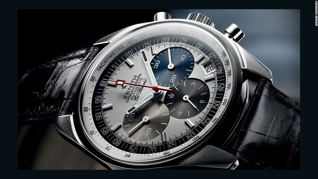 "This is something of a controversial choice.  Here's why: <a href=""http://www.zenith-watches.com/en_en/elprimero"" target=""_blank"">the El Primero</a> was so named, because it was in the view of the company that made it, the first of its kind -- specifically, the very first self-winding chronograph wristwatch.  It came out in 1969, but that year there were actually two other self-winding chronograph watches released -- one made by a Swiss consortium that included <a href=""https://www.breitling.com/en/"" target=""_blank"">Breitling</a>, <a href=""http://www.tagheuer.co.uk/"" target=""_blank"">Heuer</a>, and others; and one made by <a href=""http://www.seiko.co.uk/"" target=""_blank"">Seiko</a>. <br /><br />Historians have been arguing about which was first since 1969 itself, but what's not open to argument is that the El Primero was the first (to get a bit technical) full rotor, high-beat chronograph with a self-winding movement. The winding rotor was the full diameter of the movement (the Breitling/Heuer consortium's was a micro-rotor movement) and the El Primero was capable of measuring time intervals as short as 1/10 of a second -- a first for a mechanical wristwatch. <br /><br />The best part? Both the '69 Seiko movement and the Breitling/Heuer consortium's movement have long since gone out of production -- but the El Primero is still being made by Zenith today."