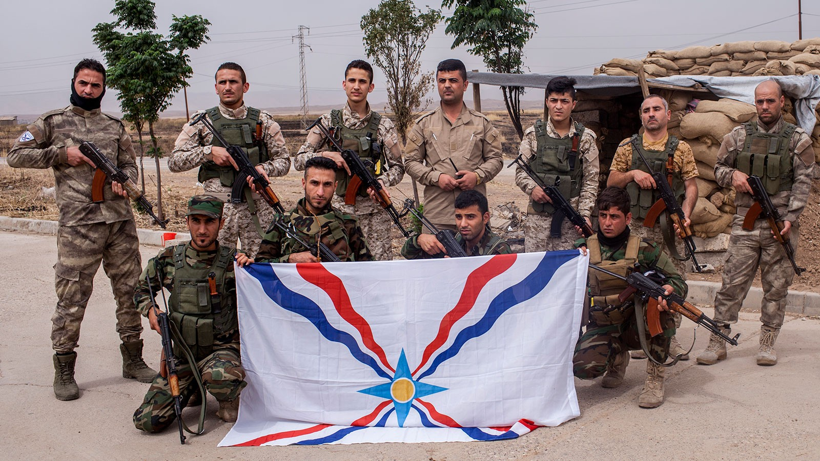 nineveh christian personals El assiris, també anomenats caldeus, siríacs (en arameu: suryoye) i arameus són un grup ètnic de l'orient mitjà, suposats descendents dels antics assiris.