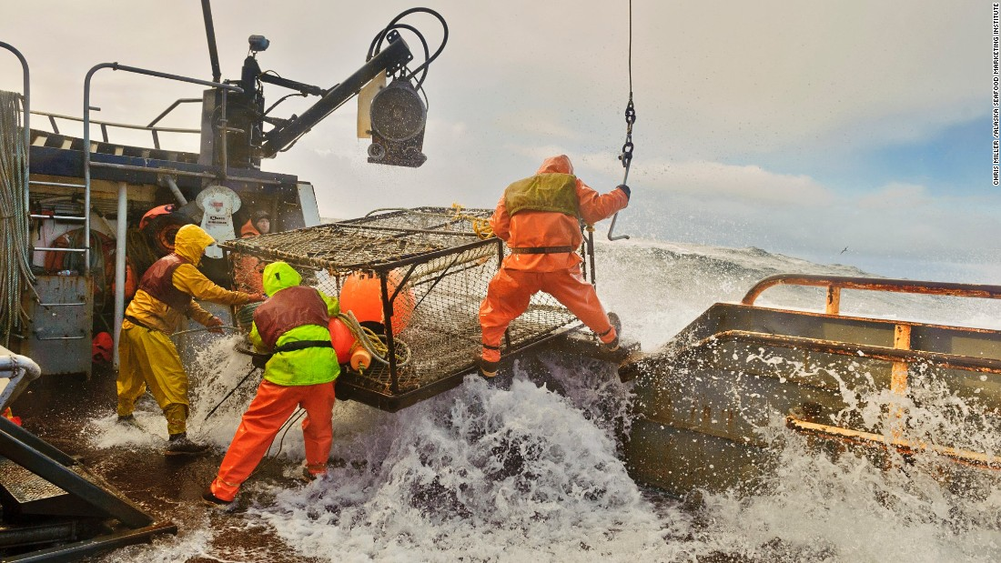 Seafood is becoming a powerhouse of the local economy, but commercial fishing in Alaska can be a hazardous occupation.