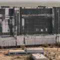 baikonur cosmodrome kazakhstan societ space shuttle exterior