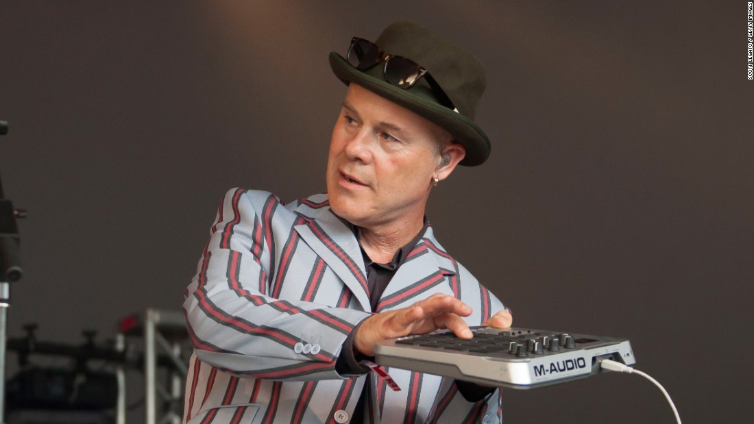 "The musician who put together Bowie's backup band at Live Aid was already famous for his 1982 hit ""She Blinded Me With Science."" Today, Thomas Dolby is a professor at Baltimore's Johns Hopkins University, where he teaches classical musicians, composers and filmmakers. He's also writing a memoir due out next year."