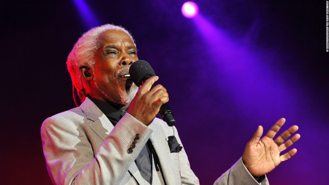 "Billy Ocean performed hits ""Caribbean Queen"" and ""Loverboy"" at Live Aid. These days, he's still taking the stage, including here in London in May."