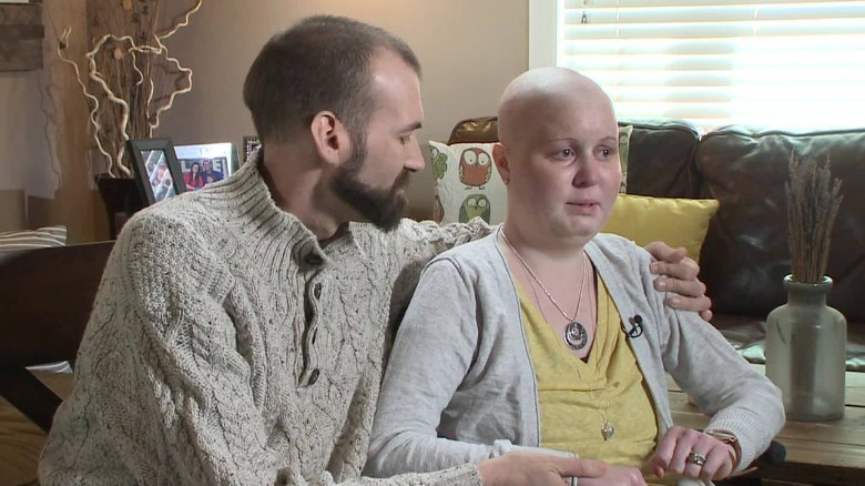 Michigan parents battle rare cancers: 'Never give up ...