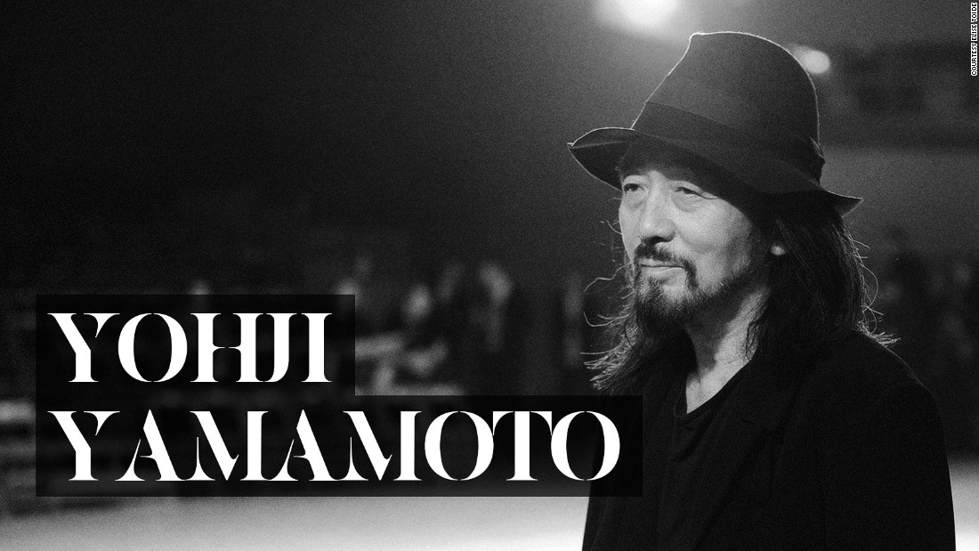 "Seventy-one-year-old Japanese designer <a href=""http://www.yohjiyamamoto.co.jp/en/"" target=""_blank"">Yohji Yamamoto</a> has had a place at the vanguard since he debuted in Paris in 1981. Along with his menswear line, he heads his own womenswear line and <a href=""http://www.y-3.com/us/#/"" target=""_blank"">Y-3</a>, an ongoing fashion collaboration with Adidas."