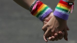 Talking to kids about same-sex marriage