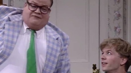 Chris Farley documentary Daily Hit NewDay_00003519