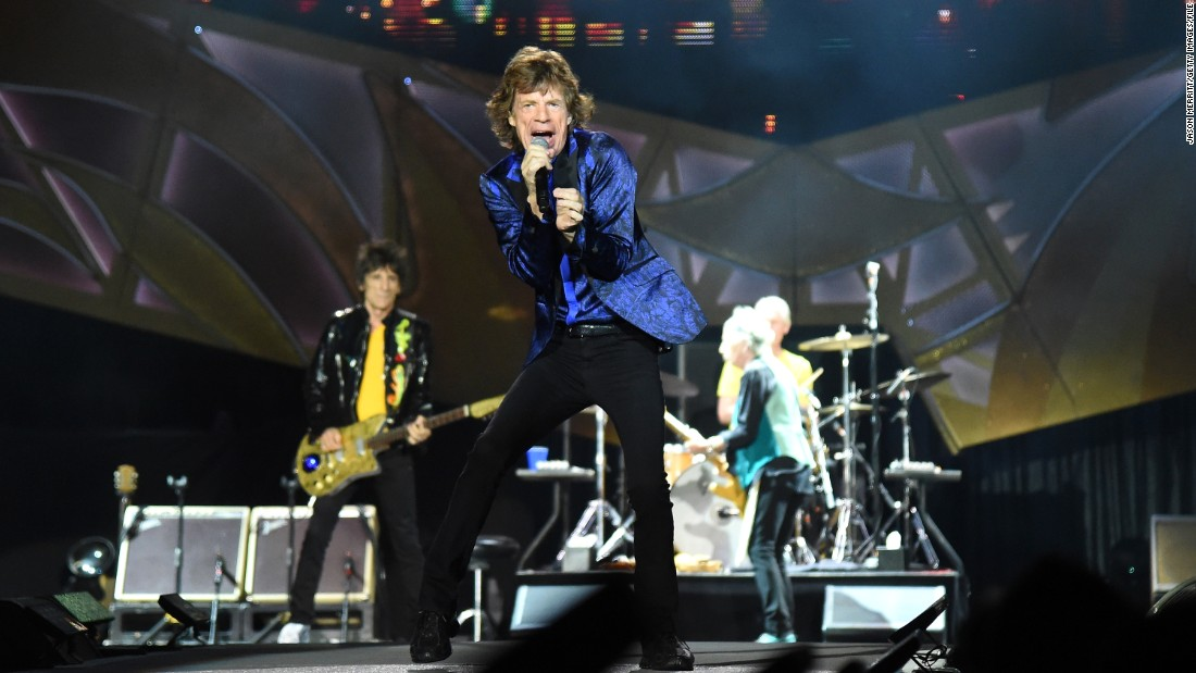 "The Rolling Stones frontman had just released his first solo album, ""She's the Boss,"" at the time of Live Aid. He sang a song from that album and also performed a sexy duet with Tina Turner. Jagger, now 71, continues to record and tour, including here in Pittsburgh in June. He co-produced a 2014 Hollywood film about the life of singer James Brown called ""Get on Up."""