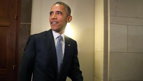 President Obama in June 2015.