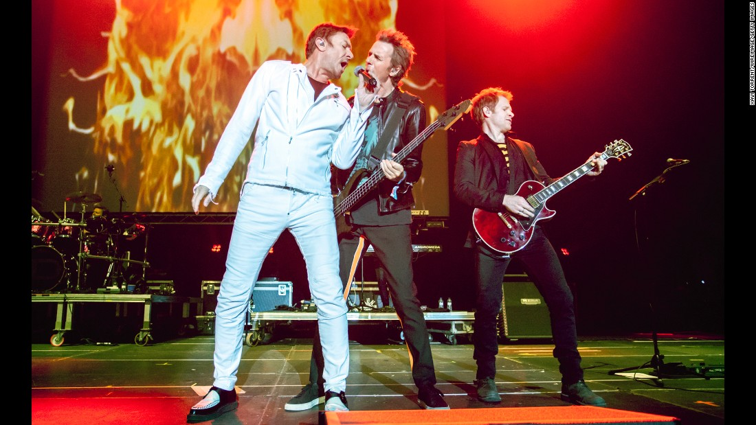 "In the years after Live Aid, Duran Duran scored major hits, including 1986's ""Notorious,"" 1993's ""Ordinary World"" and 2004's ""Sunrise."" The band has toured for years, including this June appearance at the Sonar Music Festival in Barcelona, Spain. A new album is expected in September."