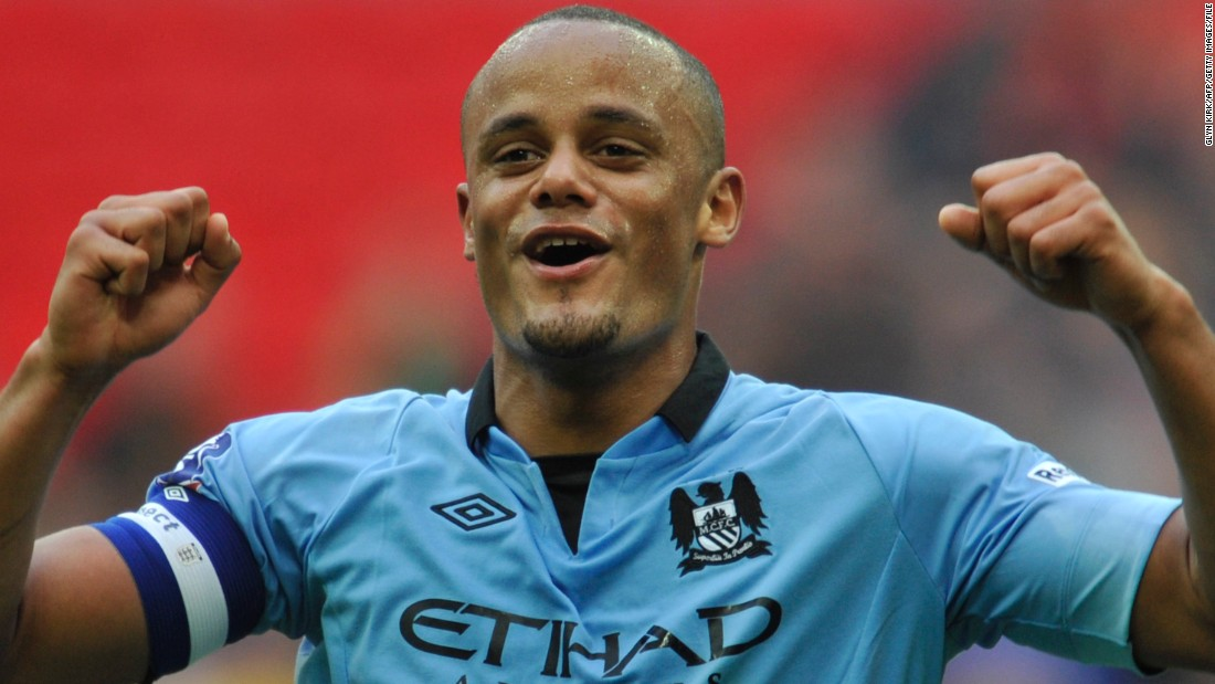 "He's a multimillionaire who captains one of the world's wealthiest football clubs, but the Manchester City star is grounded by the most important factor in his life -- his family. <a href=""/2015/07/01/football/vincent-kompany-manchester-city-belgium-football/index.html"" target=""_blank"">Read more</a>"