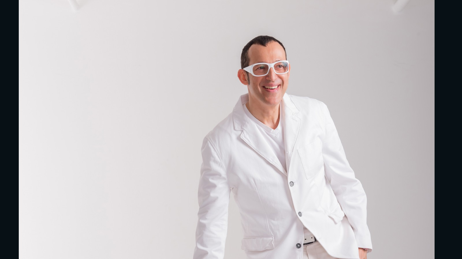 karim rashid reinvents clothes as if past didn 39 t exist