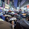 hong kong locals umbrella
