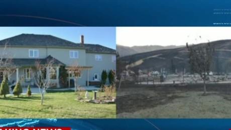 washington fire destroys home jon dominguez sot ac_00022124
