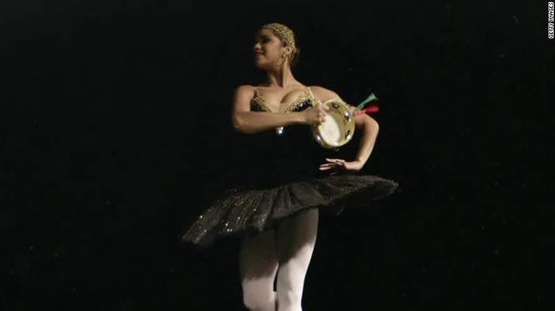 Misty Copeland first black principal dancer american ballet theatre newday_00005217