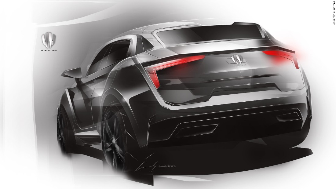 W Motors The World S First Arab Supercar Manufacturer Cnn