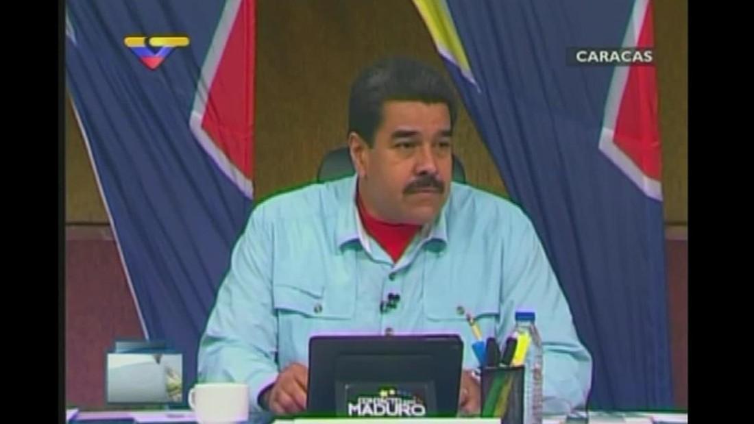 cnnee brk maduro accused Uribe of killing serra_00002329