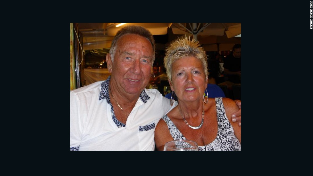 For four days after the attack, the Stocker family tried desperately to reach John and Janet Stocker, on holiday in Sousse. Hotel staff said the couple's clothes were still hanging in their rooms but by Tuesday, Tunisian authorities confirmed they both had also been killed.