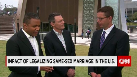 Impact of legalizing same sex marriage in the us_00001121