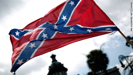 The Confederate flag and Lincoln's reconciliation