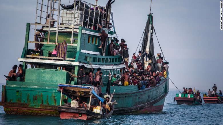 CNN Freedom Project: Slavery at sea