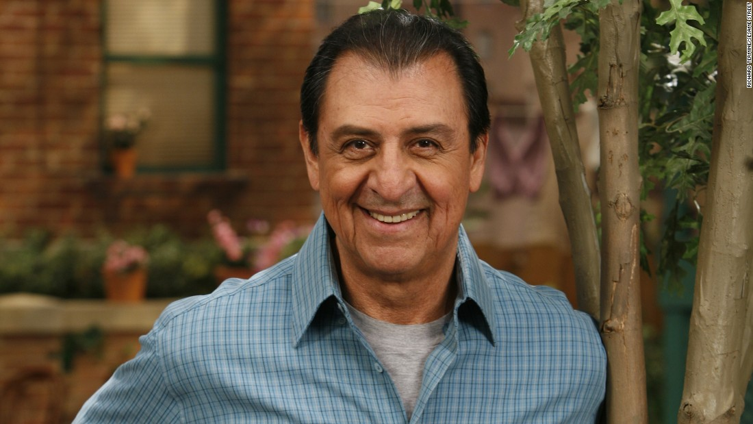 Emilio Delgado, who plays <strong>Luis</strong>, was the first human cast member. When something needs to be fixed, he is the man to call.