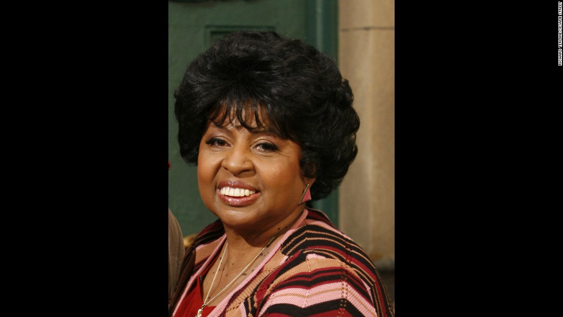 Loretta Long has played <strong>Susan</strong> since the show's beginning. When Big Bird needed comforting, Susan was there to help, and she is known for her maternal instincts.