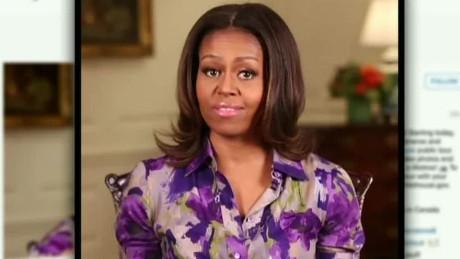 cnnee burke michelle obama open the white house _00001826