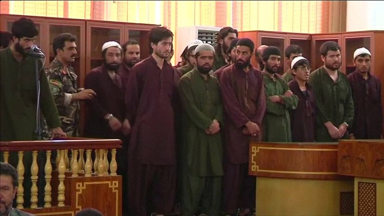 Afghan court reduces sentences for mob killing