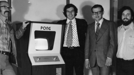 Things you never knew about Pong