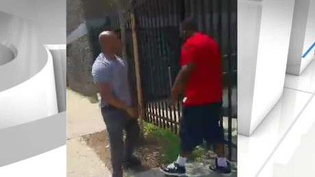 nypd officer fights with suspect caught on camera katz intv nr _00004725