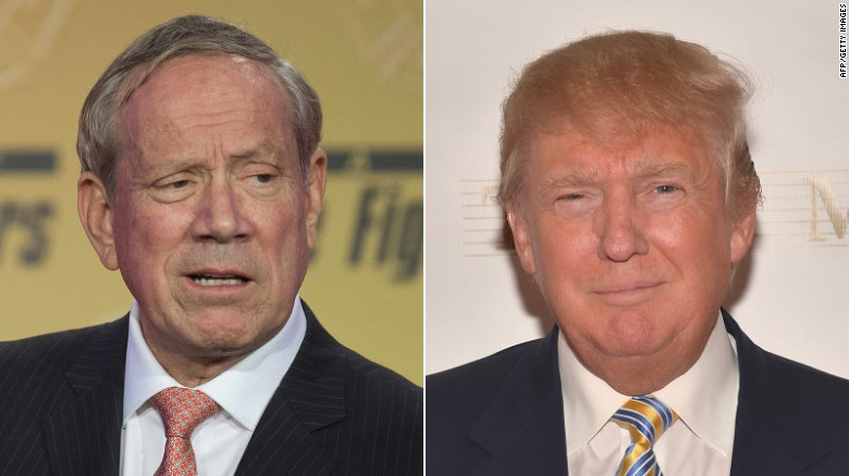 Pataki Calls on GOP to Denounce Trump