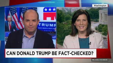 Why fact-checking presidential candidates is important
