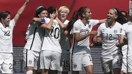 USA beats Japan in Women's World Cup final