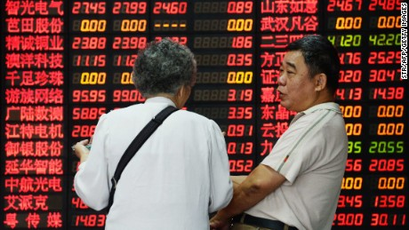 Chinese stocks hammered despite stopgaps