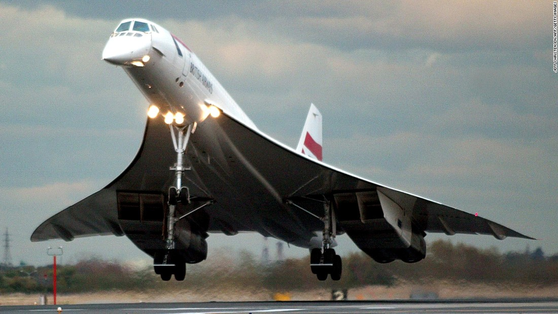 Of course, no list of retired planes would be complete without the Concorde. The supersonic plane made its final transatlantic flight in October, 2003. British Airways flight BA001 took three hours and twenty minutes to reach New York from London's Heathrow Airport. <br />