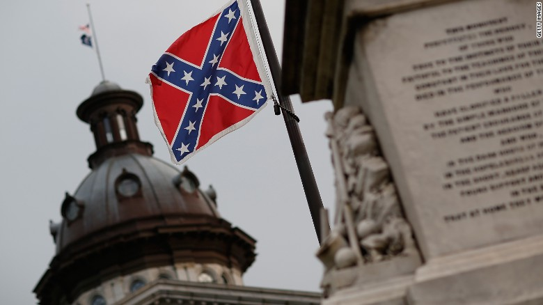 S.C. begins process of removing Confederate flag