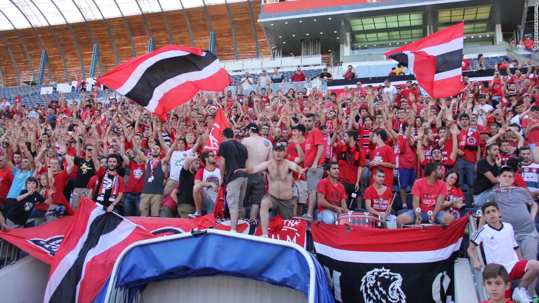 Hapoel's fan base continues to grow, with supporters paying around $320 for membership. That allows each fan to vote in elections and includes a season ticket.