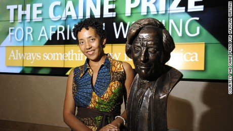 Zambian author Namwali Serpell has won the Caine Prize for African Writing 2015.